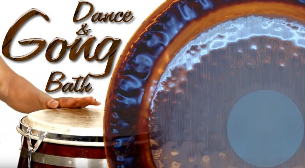 DANCE & GONG BATH