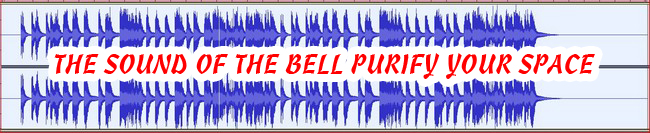 2 THE SOUND OF THE BELL WILL PURIFY YOUR SPACE 432 hZa