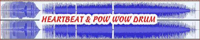 3 HEARTBEAT & POW WOW DRUM 432 Hz