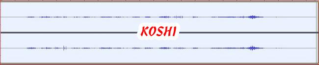 4 KOSHI 432 Hz