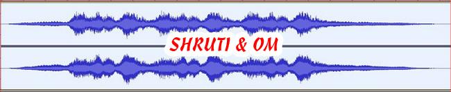 5 SHRUTI + OM 432 Hz