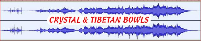 6 CRYSTAL & TIBETAN BOWLS 432 Hz